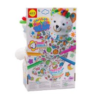 Color and Cuddle Washable Bear - Alex Toys