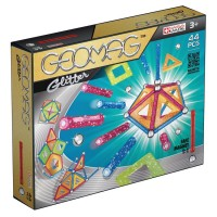 Geomag Kids Panels Glitter 44 pcs Magnetic Building Set