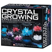 Crystal Growing Science Experiments Kit