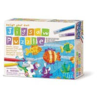 Decorate Your Own Puzzle Craft Kit
