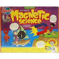 Magnetic Science Set & Book