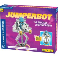 Jumperbot Jumping Robot Building Science Kit