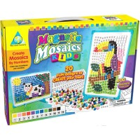 Magnetic Mosaics Kids Craft Kit