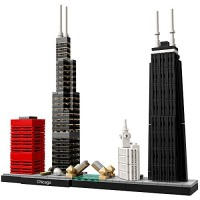 Chicago Skyline Building Kit by LEGO Architecture