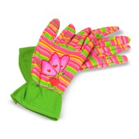 Bella Butterfly Girls Garden & Work Gloves