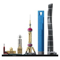 Shanghai Building Kit by LEGO Architecture
