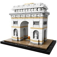 Arc De Triomphe Building Set by LEGO Architecture