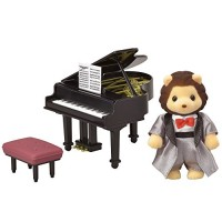 Calico Critters Town Grand Piano Concert Set