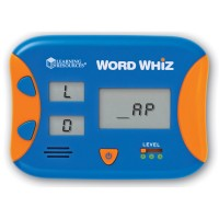 Word Whiz Electronic Flash Card Game