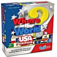 USA Geography Learning Game for Kids
