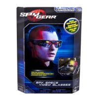 Spy Gear Spy Specs Video Glasses