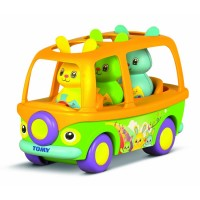 Sing to Learn Bunny Bus Toddler Musical Toy