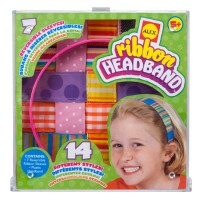 Ribbon Headband Girls Craft Kit