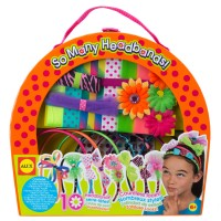 Deluxe Headbands Making Girls Craft Kit