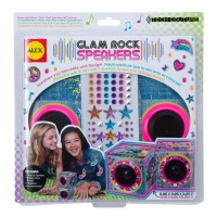 Decorate Your Rock Speakers Girls Craft Kit
