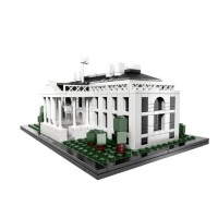 White House Construction Kit by LEGO Architecture
