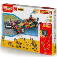 Engino 80 Models Building Kit with Motor
