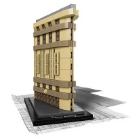 LEGO Flatiron Building Educational Architechtural Building Set