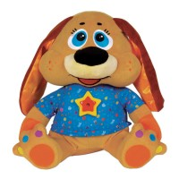 Sparky the Dog Interactive Learning Baby Toy