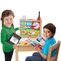 Kids School Role Play Activity Set