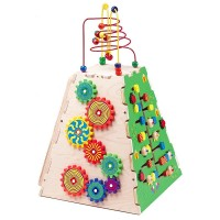 Anatex Pyramid of Play Activity Center