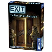 Exit: The Mysterious Museum Escape Room Home Game