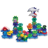 Under the Sea Gears Building Set