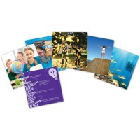 Critical Thinking Photo Cards Set for Grade School Kids