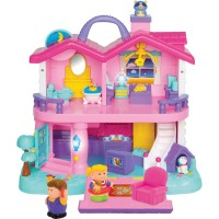 Light and Sound Toddler First Dollhouse