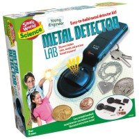 Build Metal Detector Kids Science Kit
