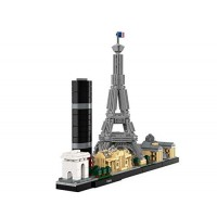 Paris Skyline Building Kit - LEGO Architecture