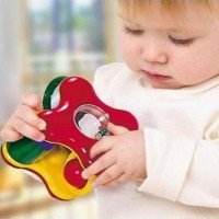 Activity Play Cube Baby Manipulative Toy