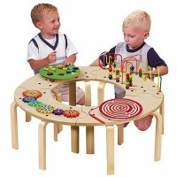 Anatex Mini Circle of Fun Activity Center