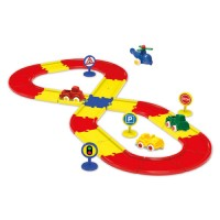 Toddler Road Building Playset