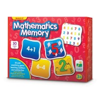 Mathematics Memory Game