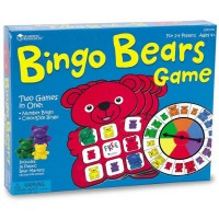Bingo Bears Early Math Game
