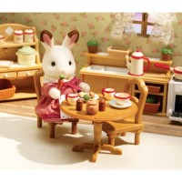 Calico Critters Deluxe Kitchen Set