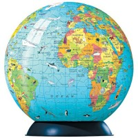 Children's Globe - 270 pc Puzzleball