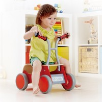 Little Red Rider Toddler Ride-on Toy Car