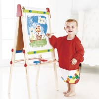 Little Pro Painter Art Smock and Accessories Set