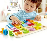 Alphabet Chunky Wooden Puzzle