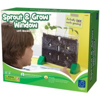 Sprout & Grow Window - Plant Growing Kit