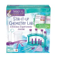 Chemistry Lab & Kitchen Experiments Science Activity Set