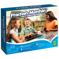 Fractions Matching Educational Game