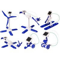 Solar Science 6-in-1 Building Kit