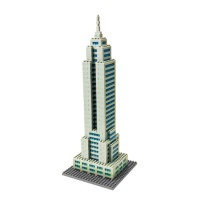 Nanoblock Building Set - Empire State Building