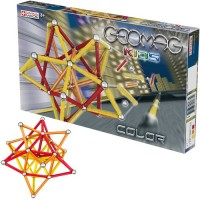 Geomag Kids Color 120 pcs Magnetic Building Set