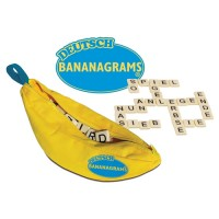 German Bananagrams Word Building Game