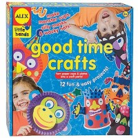 Kids Craft Kit - Good Time Craft - Alex Toys