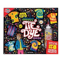 Groovy Tie Dye Book Craft Kit
